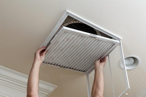 How to Safely Change HVAC Filter