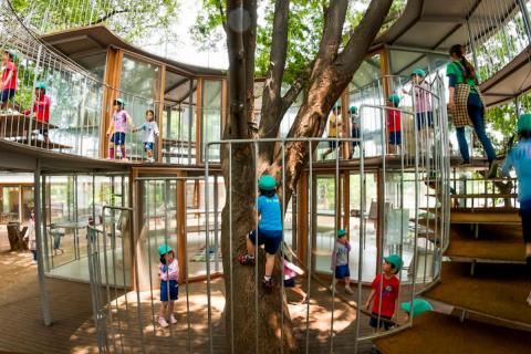 Design that Lets Kids Be Kids