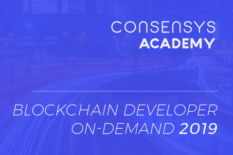 Blockchain Developer Program (1-BDP)