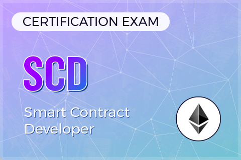 SCD (Smart Contract Developer) Certification Exam (CERT-SCD)