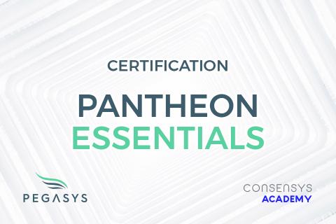 Pantheon Essentials Certification (PEC)
