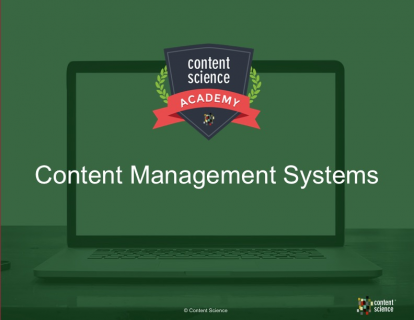 Content Management Systems Overview