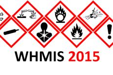 WHMIS 2015 (IRML)