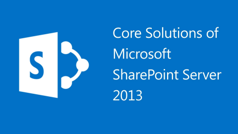Microsoft Core Solutions of SharePoint Server 2013 (70-331)