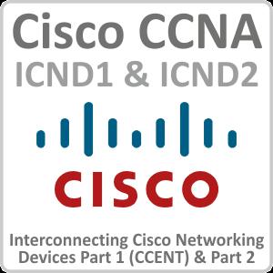 Cisco CCNA (ICND1/ICND2 Bootcamp) (200-106)