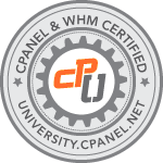 cPanel & WHM System Administrator I Certification