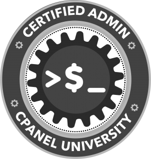 cPanel & WHM System Administrator I Certification (CWSA-1) (CWSA-1)