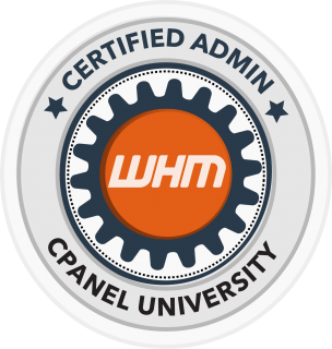 cPanel & WHM Administrator Certification (CWA) (CWACERT)
