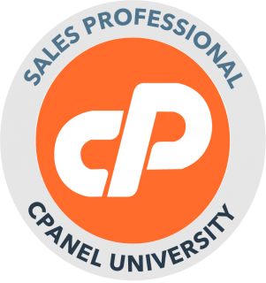 cPanel & WHM Sales Professional (CPSP) (S101)