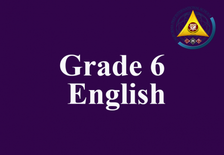 Grade 6 English