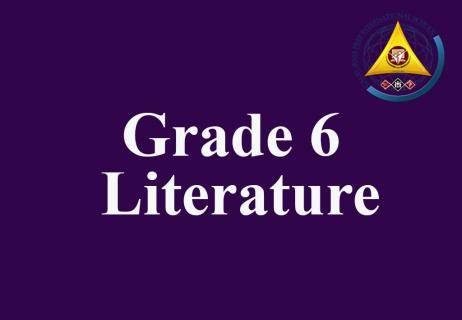 Grade 6 Literature