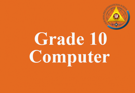 Grade 10 Computer