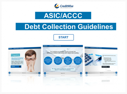 ASIC/ACCC Debt Collection Guidelines (G)