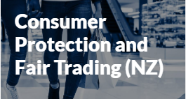 Consumer Protection and Fair Trading (NZ)