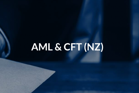 Anti-Money Laundering & Countering Financing of Terrorism Act (NZ)