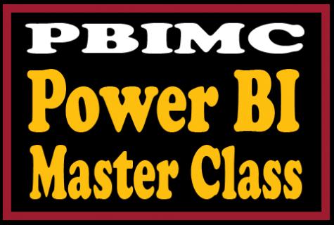Power BI Master Class (PBIMC)