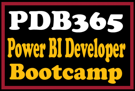 Power BI Developer Bootcamp (PBD365)