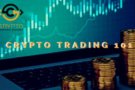 Crypto Trading 101