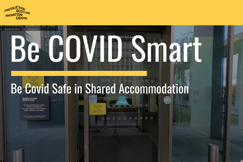 Be Covid Smart- Shared Accommodation (3E6)