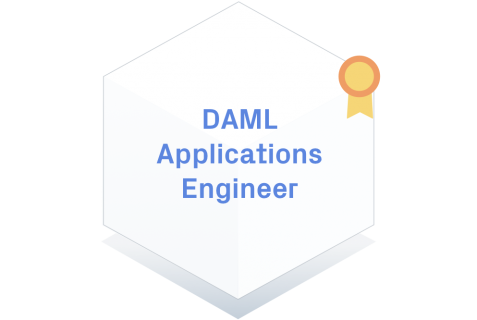 DAML Applications Engineer Certification Exam (DAML103)