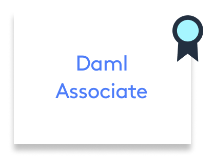 Daml Associate Certification Exam (DAML101)