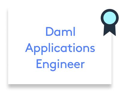 Daml Applications Engineer Certification Exam (DAML103)