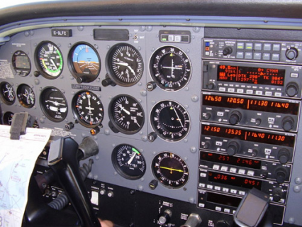 Flying and Cockpit (A7)