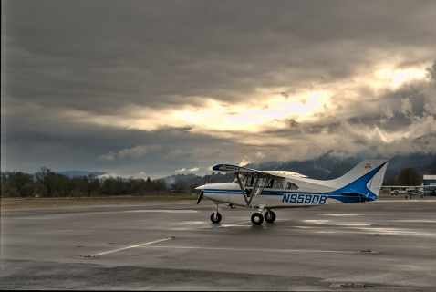 Basic- and Rating- Course Aerodrome Flight Information Service Officer (AFISO) (EN)