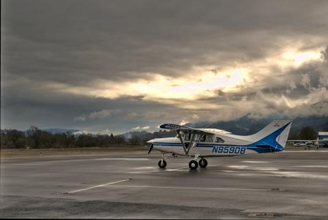 Basic- und Rating-Kurs  Aerodrome Flight Information Service Officer (AFISO) (DE)