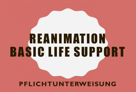 Reanimation - Basic Life Support (ELN-0001)