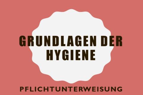 Grundlagen der Hygiene (ELN-0003)