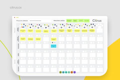 Citrus Mapping Digital