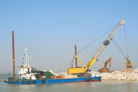 Working Safely Near Underwater Pipelines