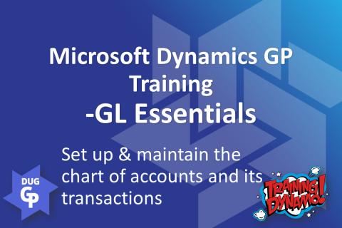 Dynamics GP - GL Essentials
