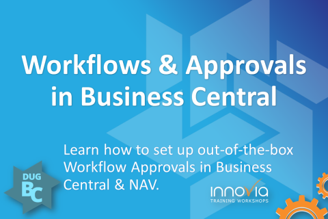 Workflows & Approvals in Business Central