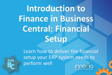 Introduction to Finance in Business Central (NAV): Financial Setup