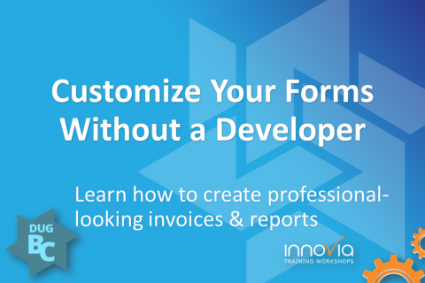 Customize Your Forms Without a Developer