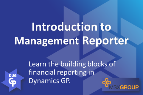 Introduction to Management Reporter (01)