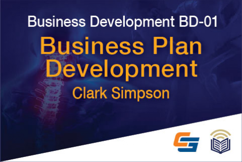 BD-01 Business Plan Development