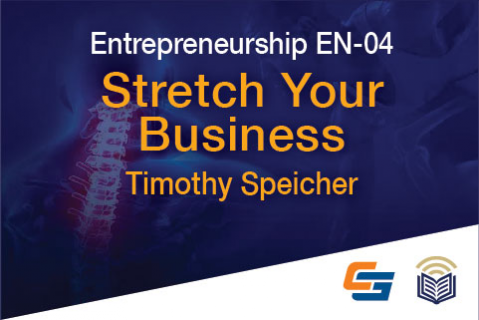 EN-04 Stretch Your Business Potential: Tips on Opening a Therapy Practice