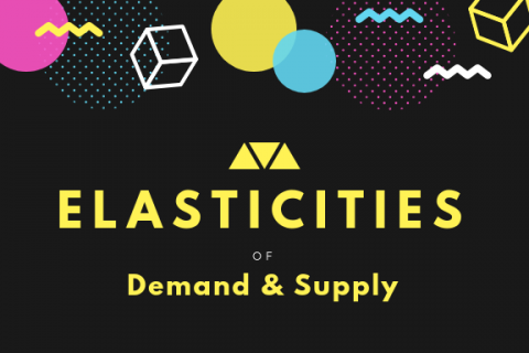 (C) Elasticities of Demand & Supply