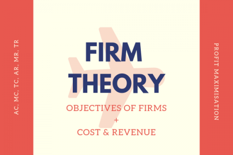 (D) Firm Theory - Production & Cost