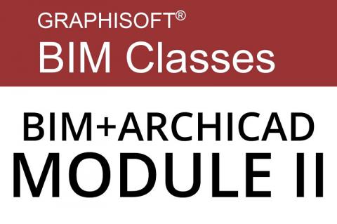 ARCHICAD BIM Management Professional- M2 (C8-GSM2)