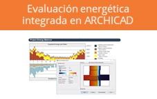 Evaluación energética integrada en ARCHICAD (7-C8-GSECODESIGNER)