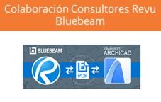 Colaboración Consultores Revu Bluebeam - ARCHICAD (9-C8-GSREVU)