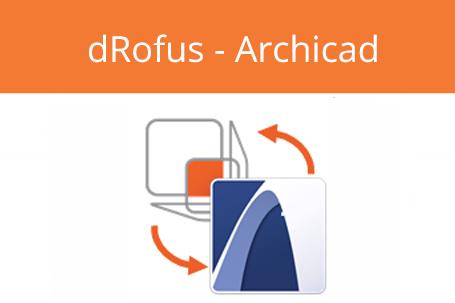 Gestión de requisitos BIM con dRofus y Archicad (12-C8-GSREVU)