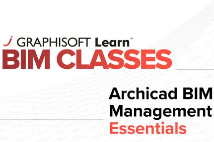 Archicad BIM Management Essentials - M1 (1-M1)