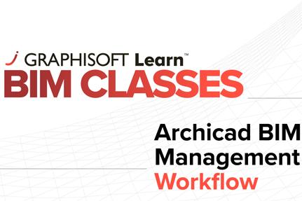 ARCHICAD BIM Workflow (3-C8ACWORKFLOW)
