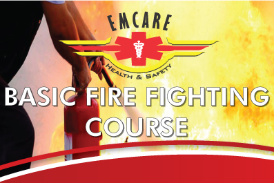 Basic Fire Fighting (by Emcare) (BF1)
