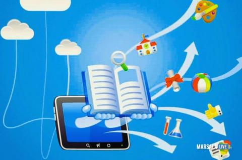 B. Piattaforme per la creazione di classi e spazi condivisi e piattaforme editoriali per le risorse